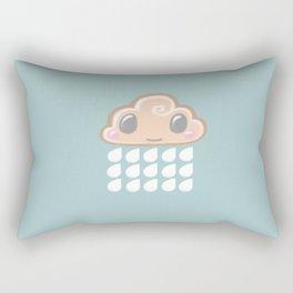 Baby Cloud Sprinkle Rectangular Pillow