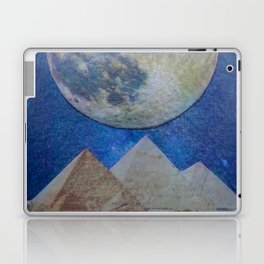 Moon Party Laptop & iPad Skin