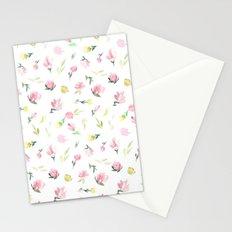 Florcitas rosas Stationery Cards