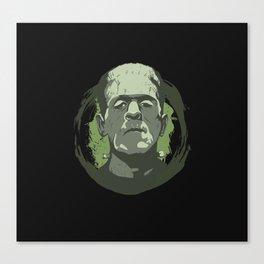 Horror Monster | Frankenstein Canvas Print