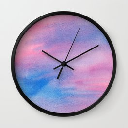 Abstract No. 287 Wall Clock