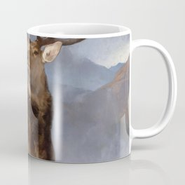 The Monarch Of The Glen by Edwin Landseer Coffee Mug