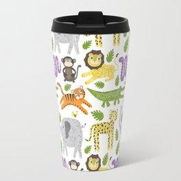 Kids Jungle Design Travel Mug