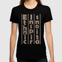Ethnic Composition V3 T-shirt