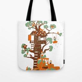 Mon arbre Tote Bag
