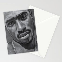 Makaveli   Stationery Cards