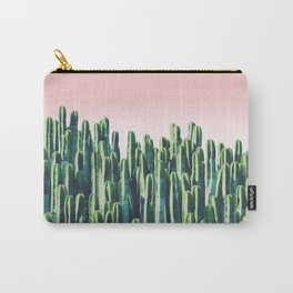 Cactus & Sunset Carry-All Pouch