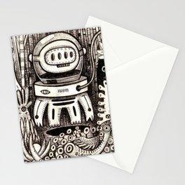OGM GARDEN - La visite Stationery Cards