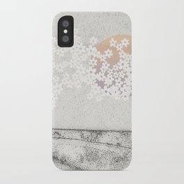 The Love Story iPhone Case