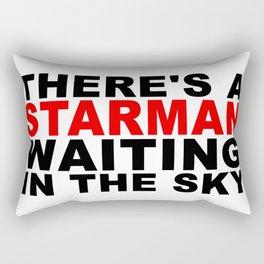 STARMAN 005 Rectangular Pillow