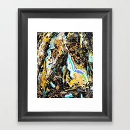 The Stable Song // Gregory Alan Isakov Framed Art Print