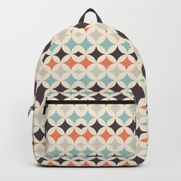 Modern Geometric Pattern Art Design Backpack