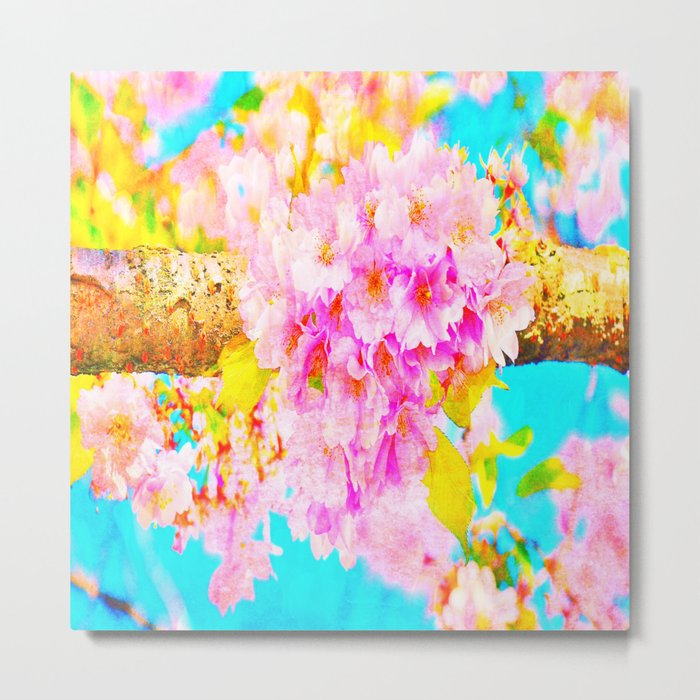 Pastel beauty Metal Print
