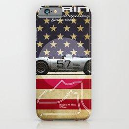 Cunningham at Sebring Vintage iPhone Case