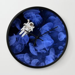Otherworldly Wall Clock