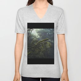 Into the green woods Unisex V-Neck