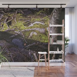 Roots of Love Wall Mural