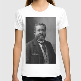 Portrait of Jean Jaurès By Nadar T-shirt