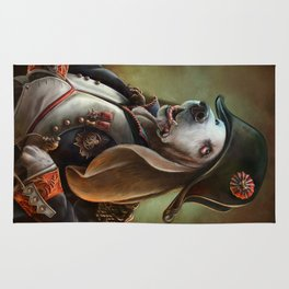 Napoleon Boneaparte Rug