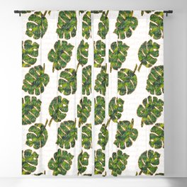 "It's got ""Tropical Paradise"" written all over it! Blackout Curtain"