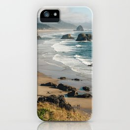 Alone in the beauty of the earth iPhone Case