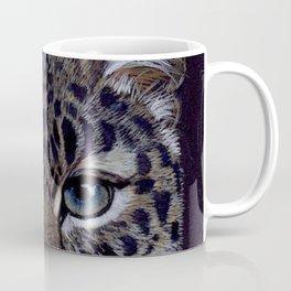 Amur Leopard Coffee Mug