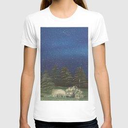Starry Night - Pure Nature T-shirt