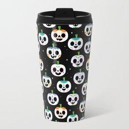 Sugar Skull Pumpkins Travel Mug