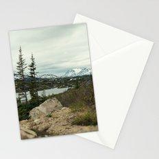 Yukon Mountains Stationery Cards
