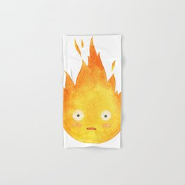 Calcifer Hand & Bath Towel