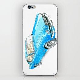 65 Mustang Fastback iPhone Skin