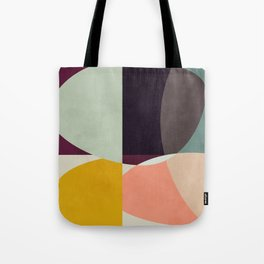 shapes abstract Tote Bag