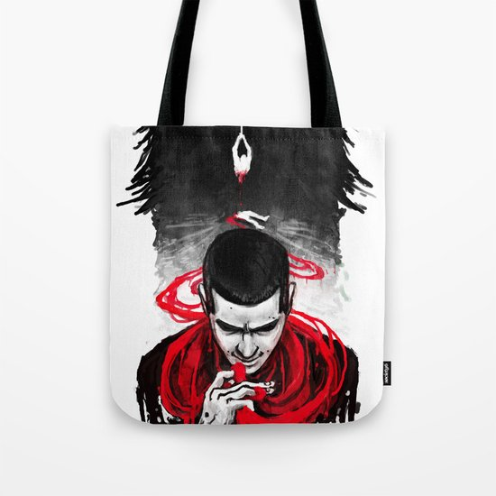 TW: First Blood Tote Bag