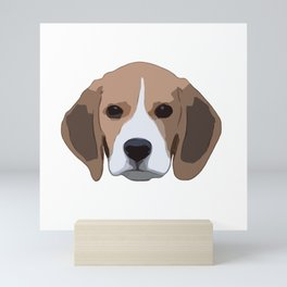Beagle Mini Art Print