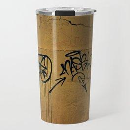 Drippy Tag Travel Mug