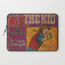 Billy The Kid Laptop Sleeve