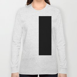 White and Black 51 Long Sleeve T-shirt