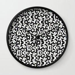 Heleyter Skeleyter Wall Clock