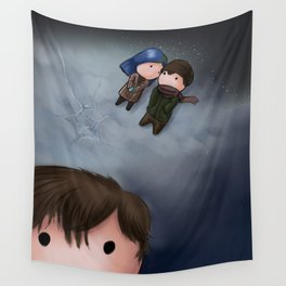Eternal Sunshine of the Spotless Mind Wall Tapestry