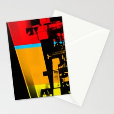 Aberration Station Stationery Cards