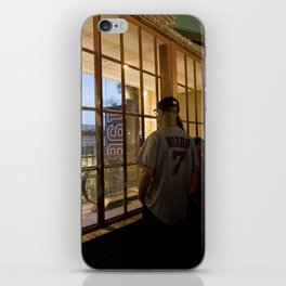 Window- Fenway iPhone Skin