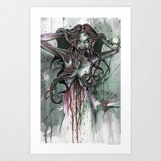 GORgeous Art Print