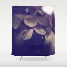 Look deep into nature Shower Curtain