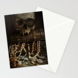 The Lost Treasure Stationery Cards