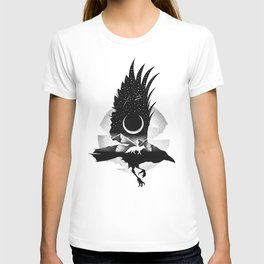 THE RAVEN AND THE FOX T-shirt