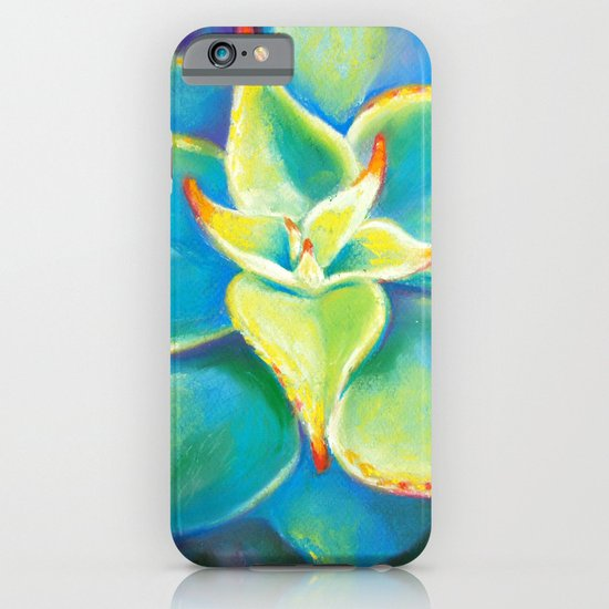 Succulent  Flower iPhone & iPod Case