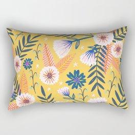 Sunshine florals Rectangular Pillow