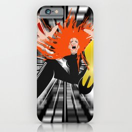 The Fall iPhone Case