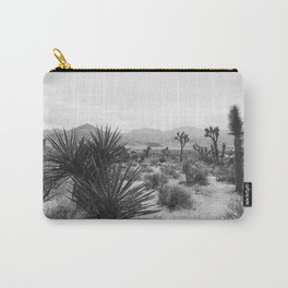 The Place to be in Joshua Tree Carry-All Pouch