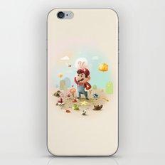 Too Super Mario iPhone Skin